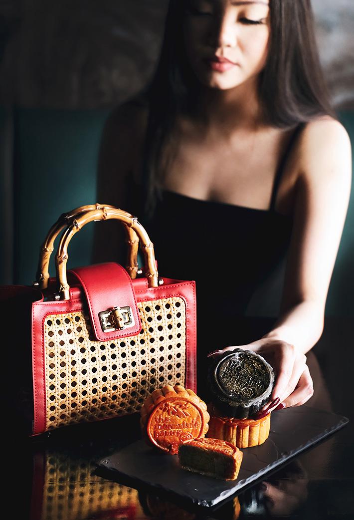 The Marmelade Pantry - Petit sac de transport à main pour la fête de la mi-automne_2