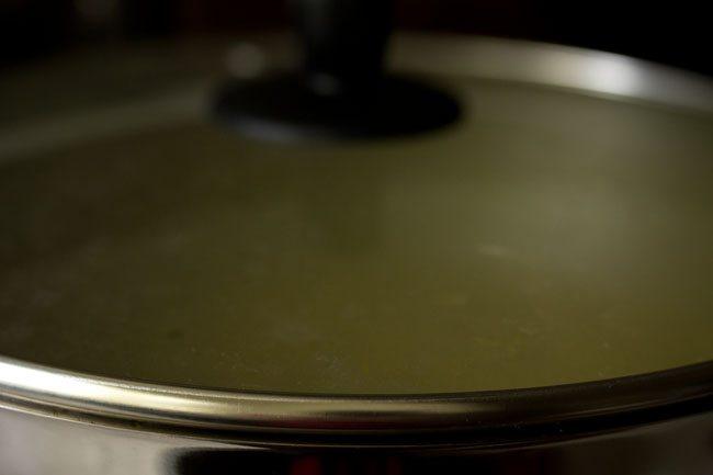 faire mijoter le curry quelques minutes