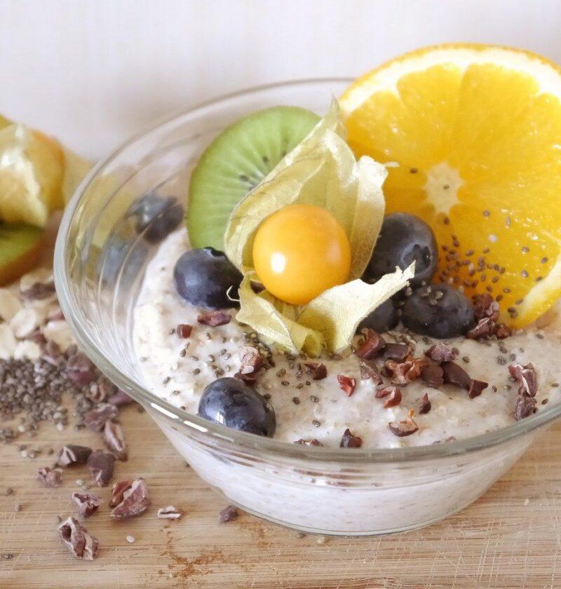 Comment préparer du Congee avec des graines de chia?