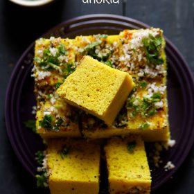 recette de dhokla