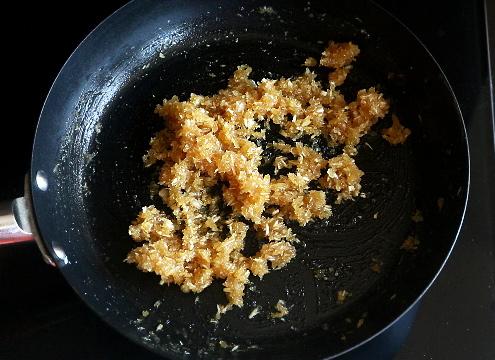 recette de kozhukattai cuire jusqu'à épaississement